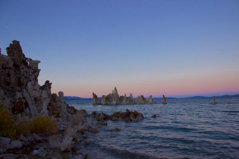 Mono Lake Sunet